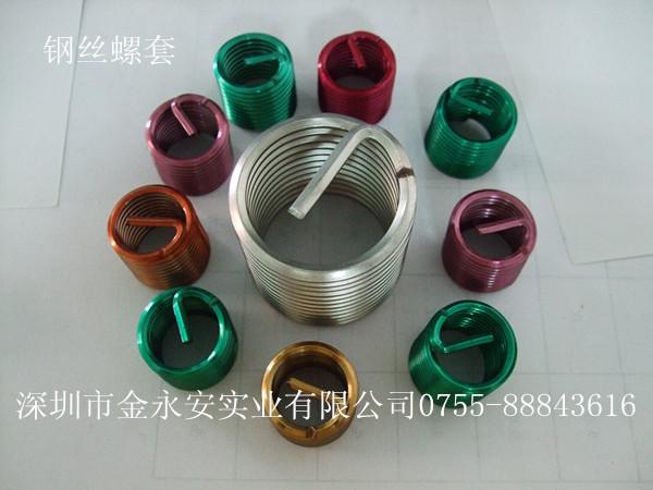 英制钢丝螺纹护套的表示方法